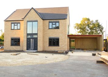 Thumbnail 4 bed detached house for sale in King Street, Wimblington, March