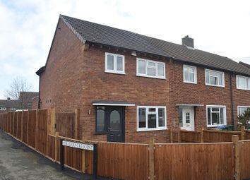 Thumbnail 3 bed end terrace house for sale in Cottimore Lane, Walton