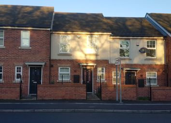 Thumbnail 2 bed town house to rent in St Lukes Road, Grimethorpe
