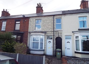 Thumbnail 2 bed terraced house to rent in West Carr Road, Retford
