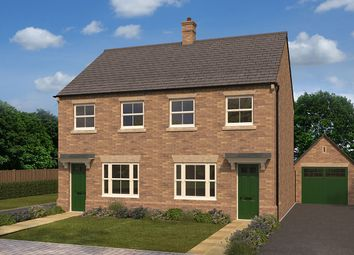 Thumbnail 2 bed detached house for sale in Churchfields, Harrogate Road, North Yorkshire