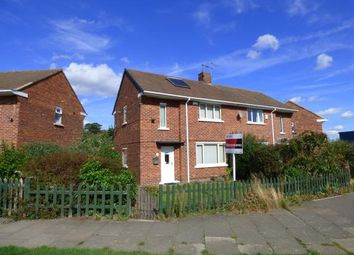 2 bed semi-detached house for sale in Scawby Crescent, Lincoln, Lincolnshire, . LN6