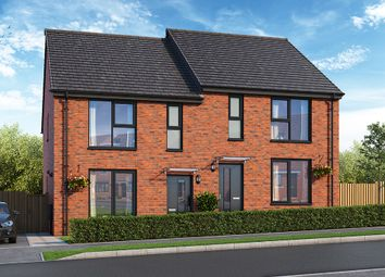 """3 bed property for sale in """"The Rivelin"""" at Adrian Crescent, Sheffield S5"""