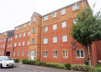 Thumbnail 1 bedroom flat for sale in Beaufort Square, Cardiff