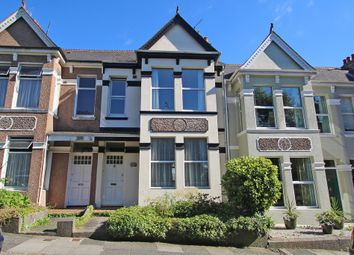 Thumbnail 3 bed terraced house for sale in Barn Park Road, Plymouth
