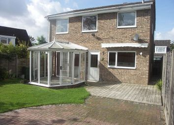 Thumbnail 4 bed detached house to rent in Springfield Road, Pamber Heath, Tadley