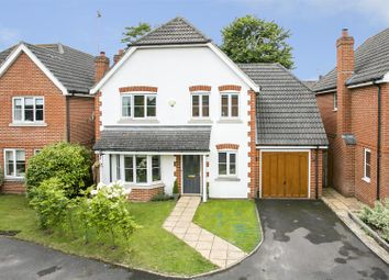 Thumbnail 4 bed detached house for sale in Staleys Acre, Borough Green, Kent