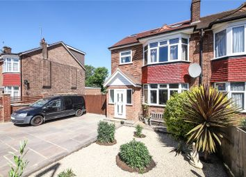Thumbnail 4 bedroom end terrace house for sale in Eylewood Road, London