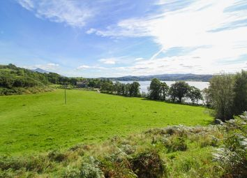 Thumbnail Land for sale in North Connel, Argyll