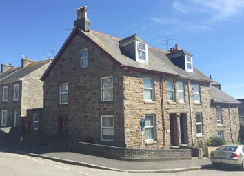 Thumbnail 5 bed end terrace house for sale in Lescudjack Road, Penzance