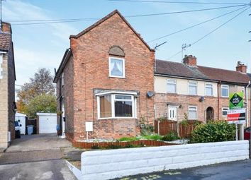 Thumbnail 3 bed semi-detached house for sale in Grange Road, Blidworth, Mansfield
