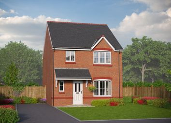 Thumbnail 3 bedroom detached house for sale in Chester Road, Oakenholt
