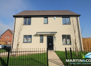 Thumbnail 3 bed detached house to rent in Arthur Keen Drive, Smethwick