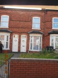 Thumbnail 3 bedroom terraced house for sale in The Poplars Off Fallows Road, Sparkbrook