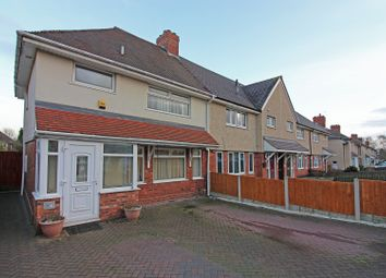 Thumbnail 3 bed semi-detached house for sale in Keats Road, Wolverhampton