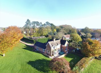 Thumbnail 4 bed detached house for sale in Church Lane, Doveridge, Ashbourne