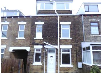 Thumbnail 4 bed terraced house to rent in Archibald Street, Bradford