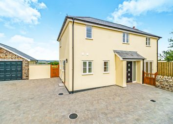 Thumbnail 3 bed detached house for sale in The Hollies, St. Anns Chapel, Kingsbridge