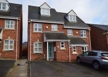 Thumbnail 3 bed town house for sale in Orchard Way, Castleford