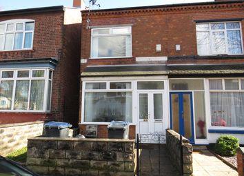 3 bed property to rent in Dean Road, Erdington, Birmingham B23