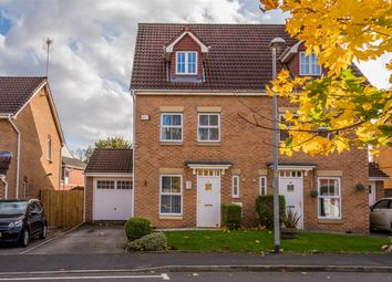 Thumbnail 3 bed town house to rent in Lawndale Drive, Worsley, Manchester