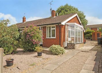 Thumbnail 2 bed semi-detached bungalow for sale in Monkmoor Road, Oswestry