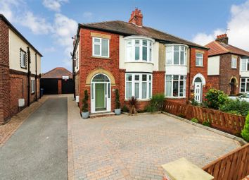 Thumbnail 4 bed semi-detached house for sale in Wansford Road, Driffield