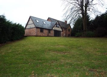 Thumbnail 6 bed detached house for sale in The Priory, Newton Road, Winwick, Warrington