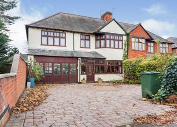5 bed semi-detached house for sale in Wood Lane, Quorn, Loughborough LE12