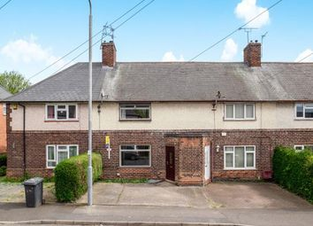 Thumbnail 2 bed terraced house for sale in Mellors Road, Arnold, Nottingham, Nottinghamshire