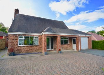 Thumbnail 4 bed detached house for sale in Mortimer Road, Cubley