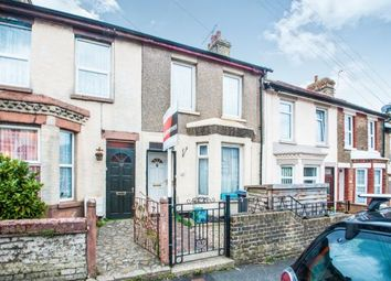 Thumbnail 3 bed terraced house for sale in Eaton Road, Dover, Kent, England