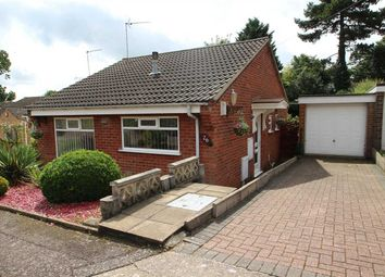 Thumbnail 2 bedroom bungalow for sale in Wigmore Close, Ipswich