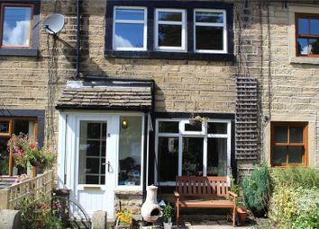 Thumbnail 2 bed terraced house for sale in Sladen Bridge, Stanbury, Keighley