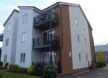 Thumbnail 1 bed flat to rent in Poppleton Close, City Centre, Coventry, West Midlands