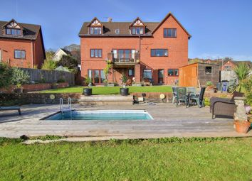Thumbnail 5 bed detached house for sale in Clos Maes Mawr, Energlyn, Caerphilly