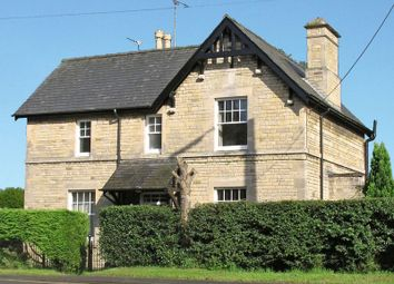 Thumbnail 3 bed detached house for sale in Main Road, Tallington, Stamford
