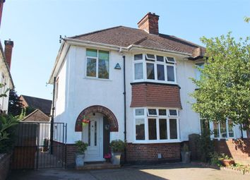 Thumbnail 3 bed semi-detached house for sale in Cardington Road, Bedford