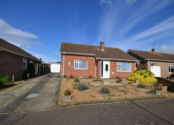Thumbnail 3 bed detached bungalow for sale in Strickland Avenue, Snettisham, King's Lynn