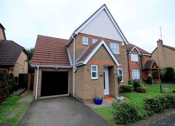 Thumbnail 3 bed detached house for sale in Danvers Drive, Luton