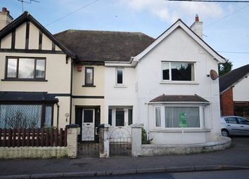 Thumbnail 4 bed semi-detached house for sale in High Street, Newton Poppleford, Sidmouth