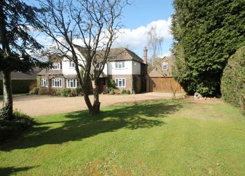 Thumbnail 4 bed detached house for sale in August Lane, Albury, Guildford