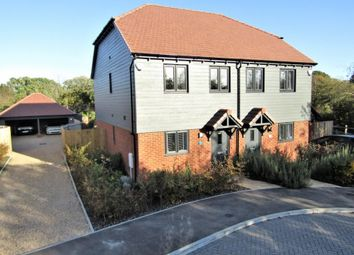Thumbnail Semi-detached house for sale in Kings Close, Shadoxhurst, Ashford