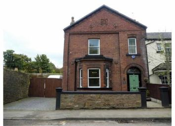 Thumbnail 4 bedroom end terrace house for sale in Buxton Road, Newtown, Stockport