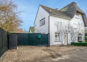 Thumbnail 4 bed cottage for sale in Little Lane, Melbourn, Royston
