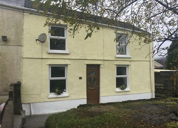 Thumbnail 3 bed semi-detached house for sale in Alma Road, Maesteg, Maesteg, Mid Glamorga