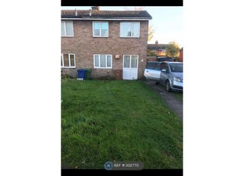 Thumbnail 3 bed semi-detached house to rent in Crab Lane, Cannock