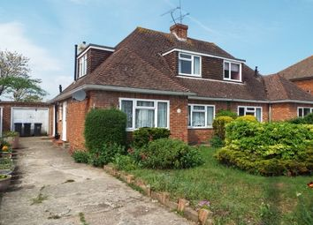 Thumbnail 3 bed property to rent in Melrose Avenue, Worthing