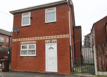 Thumbnail 1 bedroom maisonette for sale in Wardley Street, Swinton, Manchester
