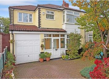 Thumbnail 4 bed semi-detached house for sale in Kingsland Road, Farnworth, Bolton